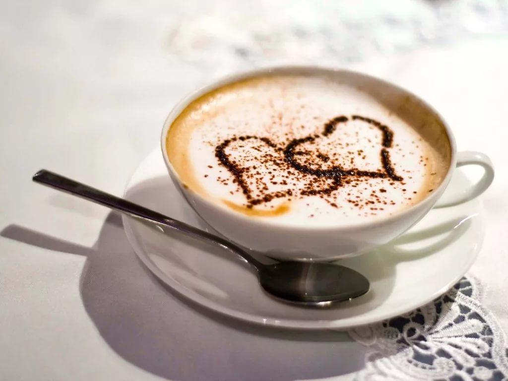 Кофе — история